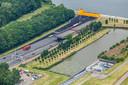 Heinenoordtunnel, infrastructuur.
