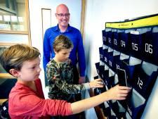 Mijd mobieltjes in de klas; telefoontas leidt tot minder  onrust tijdens de lesuren