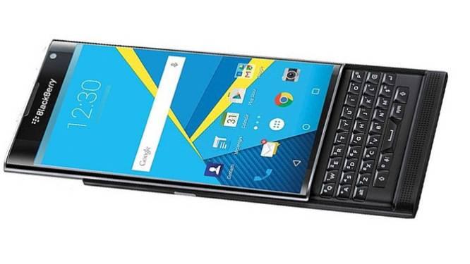 BlackBerry lanceert dit jaar Android-telefoon met extra beveiliging en echte toetsen