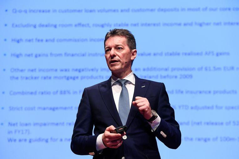 Johan Thijs is de 34ste Manager van het Jaar Beeld BELGA