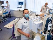 Ziekenhuis opent extra IC-centrum voor corona, 'Is het echt al zo ver gekomen?'