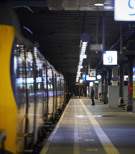 ProRail: treinverkeer vanaf woensdag ontregeld door acties FNV