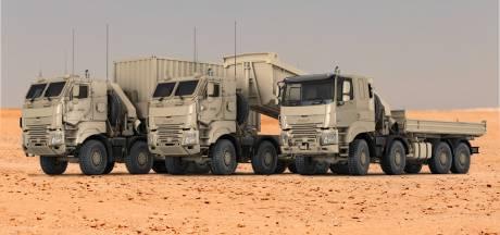 DAF heeft grote order Belgisch leger definitief binnen: 879 militaire trucks met Eindhovense motoren