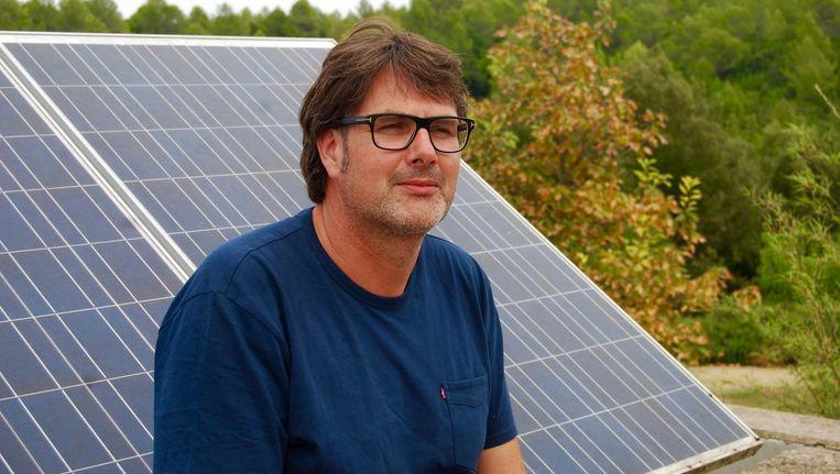 De energiecoörperatie van Gijsbert Huijink groeit als kool. Beeld RV