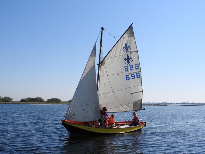De Grevelingengroep in actie op het water, tijdens de eerste opkomst van het zomerseizoen dit jaar