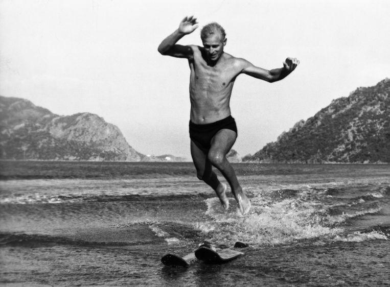 Philip in 1951. Beeld Corbis via Getty Images