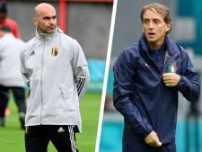 """Martinez entretient le flou à propos de Hazard et KDB: """"Il joue à des petits jeux"""", répond Mancini"""