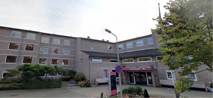 Het verouderde woon-zorgcentrum Loovelt