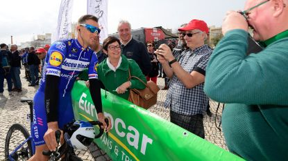 KOERS KORT (24/2). Stybar wint in Algarve, Pogacar eindwinnaar - Jumbo-Visma viert na ploegentijdrit - Pinot beste in Haut Var - Tweede voor Trentin in Ruta
