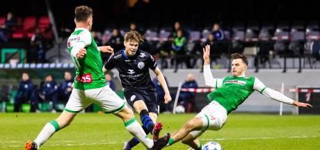 FC Dordrecht staat compleet voor schut tegen FC Den Bosch: 'Het wordt lastig niet als laatste te eindigen'