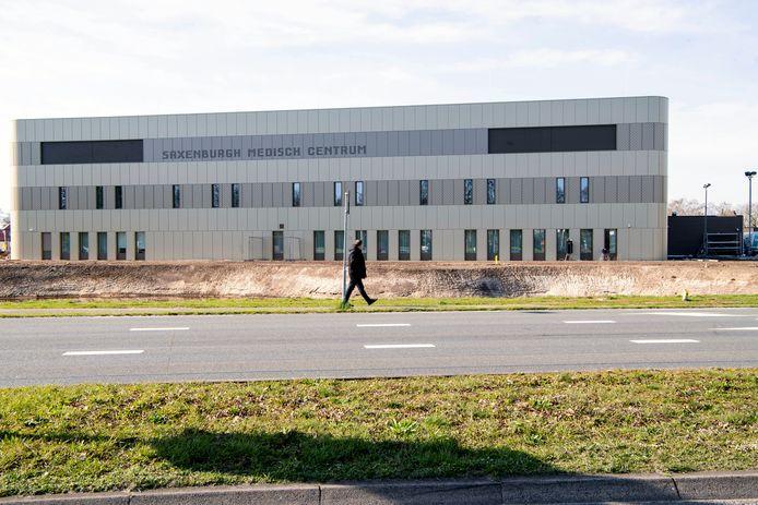 Het Saxenburgh Medisch Centrum in Hardenberg.