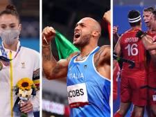 Nina Derwael en or, la sensation Jacobs sacrée sur le 100m, les Red Lions renversent l'Espagne: un dimanche de folie à Tokyo