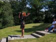 Zonnige start zomertheater bij Kapellerput