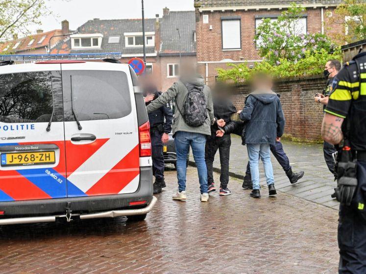 Man zonder geldige papieren vlucht vanaf station Breda wijk in, politiehelikopter helpt mee zoeken