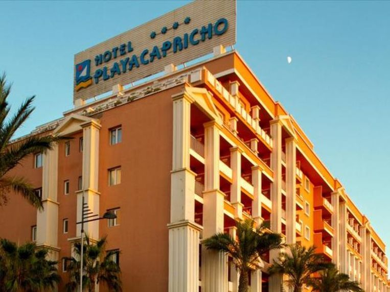 Hotel Playacapricho in Roquetas de Mar Beeld Neckermann