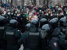 Massaal protest in Rusland: 'De haat is toegenomen, we gaan richting een confrontatie'