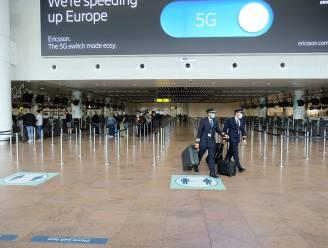 Brussels Airport ontvangt slechts 13 procent van gebruikelijke aantal passagiers