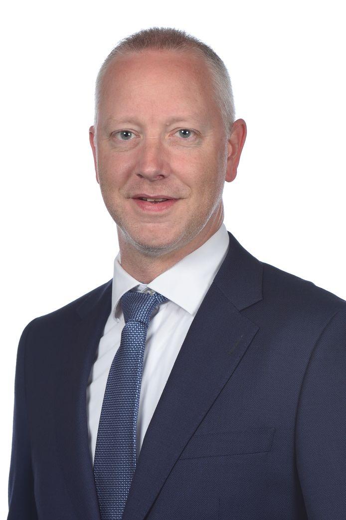 Coen Boode is de nieuwe gemeentesecretaris in Oisterwijk.