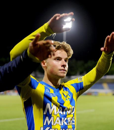 Hansson op dreef bij RKC: 'Een snel doelpunt is belangrijk om NEC nerveus te maken'