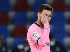 Le Barça trébuche à Levante au terme d'un match spectaculaire et voit le titre s'éloigner