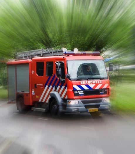 Plezierjacht loopt schade op bij brand in Havelte
