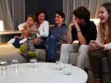 Trudeau blijft premier van Canada volgens eerste prognoses, maar haalt geen meerderheid