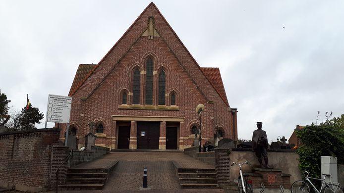 De kerk van Letterhoutem krijgt een nieuwe bestemming.