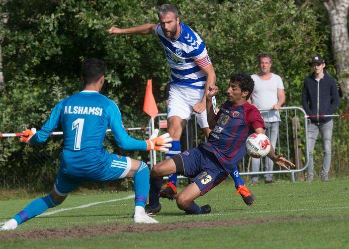 De Graafschap speelt donderdagavond niet in Zelhem tegen FC Lienden.