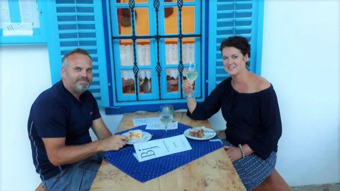 Rob (49) en Hilda (54) Eeuwes.
