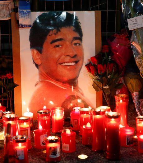 Décès de Maradona: l'équipe soignante désormais accusée d'homicide volontaire