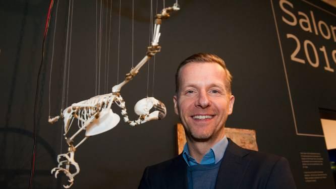 Directeur Marc de Beyer verruilt Museum Gouda voor Teylers Museum: 'Neem met pijn in het hart afscheid'