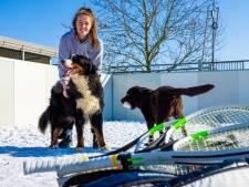 Rolstoel en prothese helpen Jinte uit Zaltbommel bij topsport en opleiding