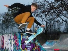 Flinke opknapbeurt voor vervallen skatepark Geldermalsen
