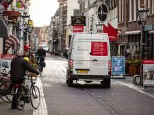 Winkelstraten Kampen gaan overdag weer op slot