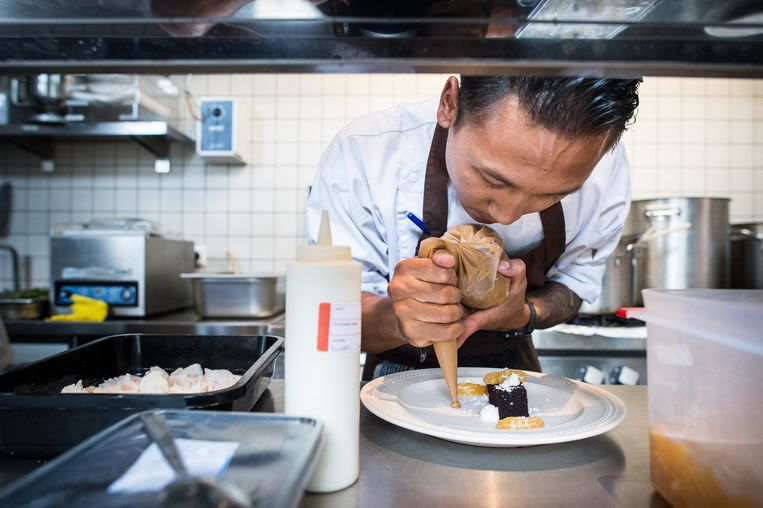 Amsterdam serveert zaterdagochtend wederom Chef's Breakfast. Beeld Mats van Soolingen