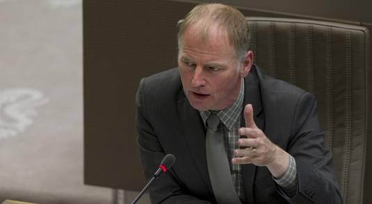 Oud-minister van Binnenlands Bestuur Marino Keulen (Open Vld).
