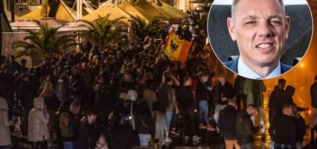 Burgemeester Ron König blij, maar snapt gemengde gevoelens over volksfeest in Deventer: 'Minst slechte scenario'