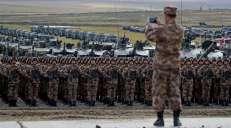 fotoreeks over In beeld: Grootschalige Russisch-Chinese militaire oefeningen