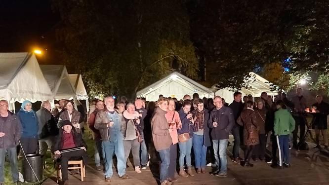 Eerste Outgaardse bierfeesten meteen een succes