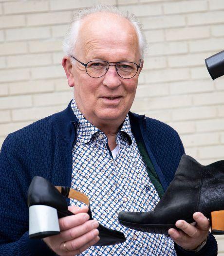 Nieuwe gepersonaliseerde hakken met carwrapfolie dankzij Rhenenaar Henk Drost