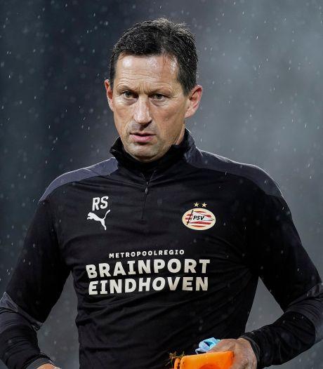 Schmidt is mild voor zijn spelers na de wanprestatie van PSV in Griekenland