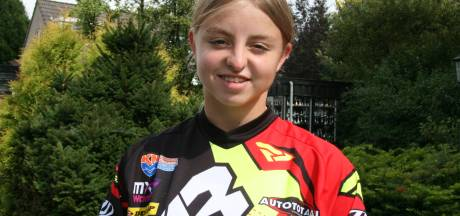 Apeldoornse motorcoureur Shana van der Vlist laat kansen liggen in derde wedstrijd van NK