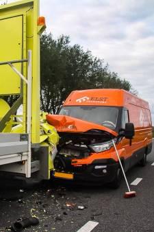 Het blijft gevaarlijk op provinciale wegen, vooral in Gelderland en Brabant