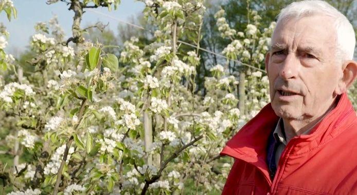 Paul Verhofstede maakte van de mislukte oogst door een storm in 1986 een opportuniteit door er fruitsap van te maken.