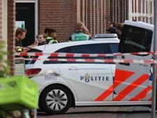 Politie schiet man met 'hakbijl' neer in Scheveningen