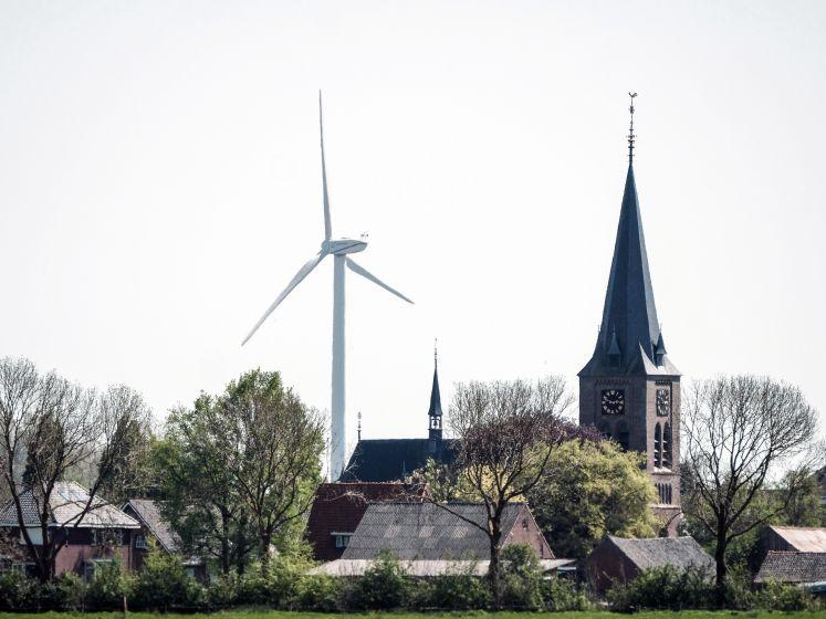 RES Achterhoek: 30 windmolens en liever zonnepanelen op daken dan in weilanden