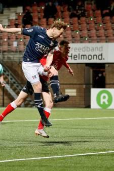 Captain Van Eijden is terug en zet NEC direct op scherp: 'Met één versnelling minder zijn we een matige ploeg'