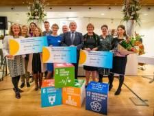 Goirle valt in de prijzen bij Global Goal verkiezing