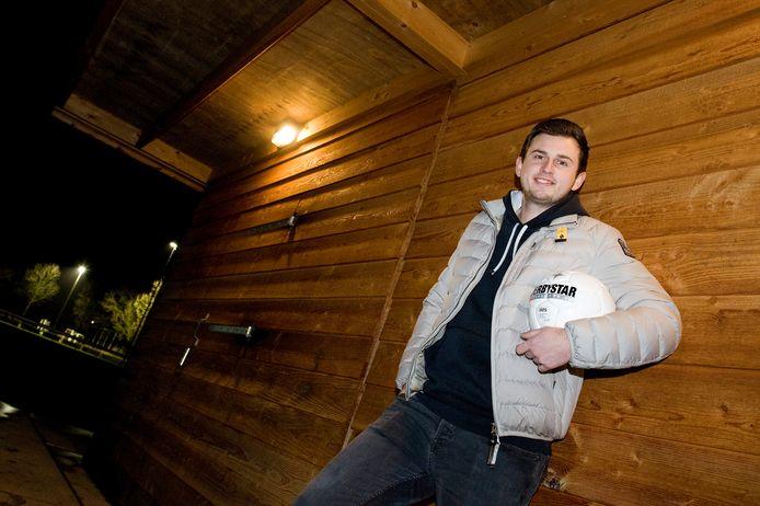Ophemert-voetballer Kevin de Haan gaat aan kop in het topscorersklassement van het Rivierenland.