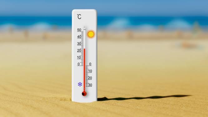 Temperatuur stijgt dit weekend weer naar 25 graden